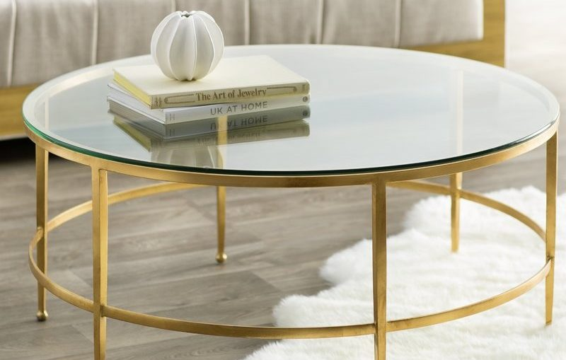 Arlington+Coffee+Table