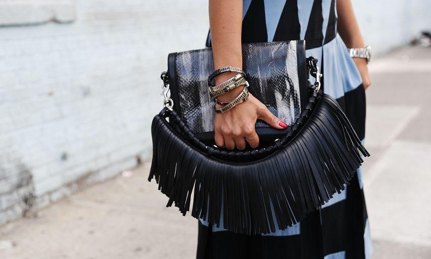 Street Style - Day 4 - New York Fashion Week Spring 2015